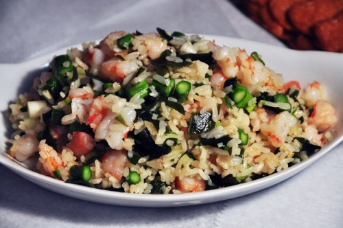luxirare fried rice