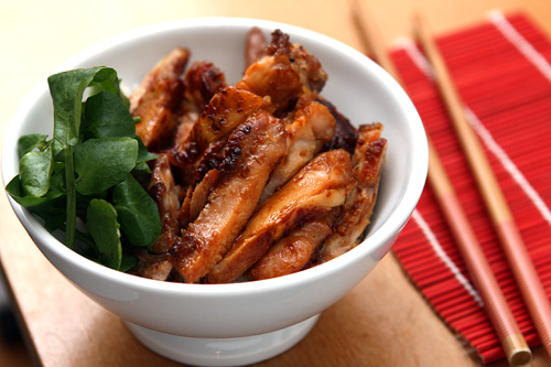 teriyaki chicken davidlebovitz.com