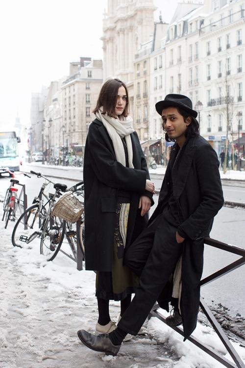 paris, thesartorialist