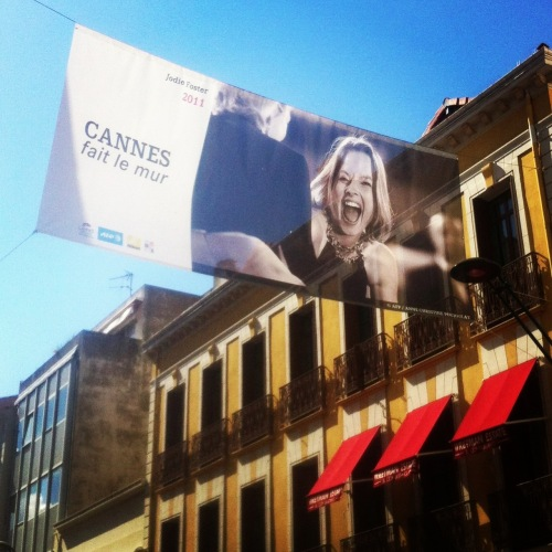 jodie foster cannes style.com