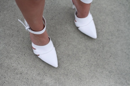 mija.creatorsofdesire white heels