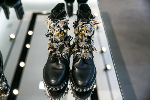 saint laurent fall13 boots bryanboy.com