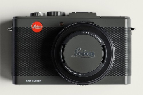 g-star raw x leica d-lux 6 camera highsnobiety.com