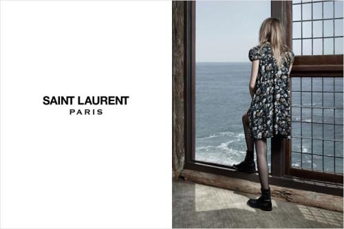 saint laurent fall13 ad campaign designscene.net