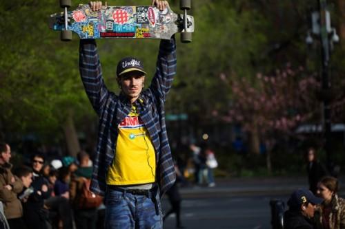 skateboarder thesartorialist.com