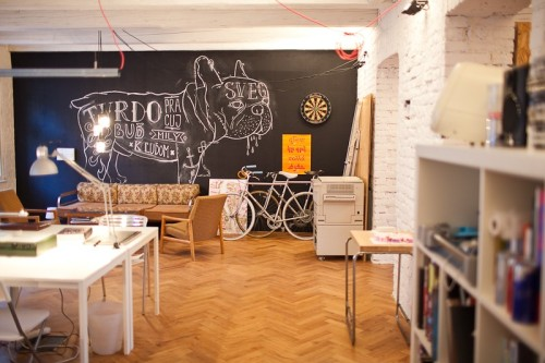 architecture-office-space freshome.com