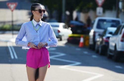 pink shorts sydney jakandjil.com