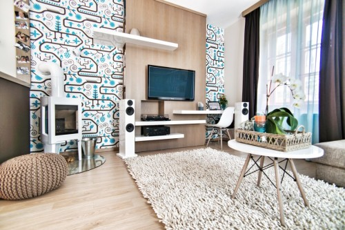 budapest design apartment freshome.com