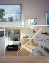 Elegant-staircase-in-white