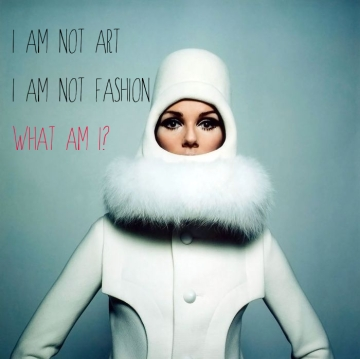 is it art or fashion? stylebubble.co.uk