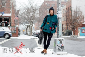 snow and symmetry thesartorialist.com